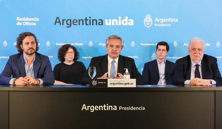 Coronavirus – Alberto Fernández anunció la prórroga de la cuarentena hasta el 10 de Mayo