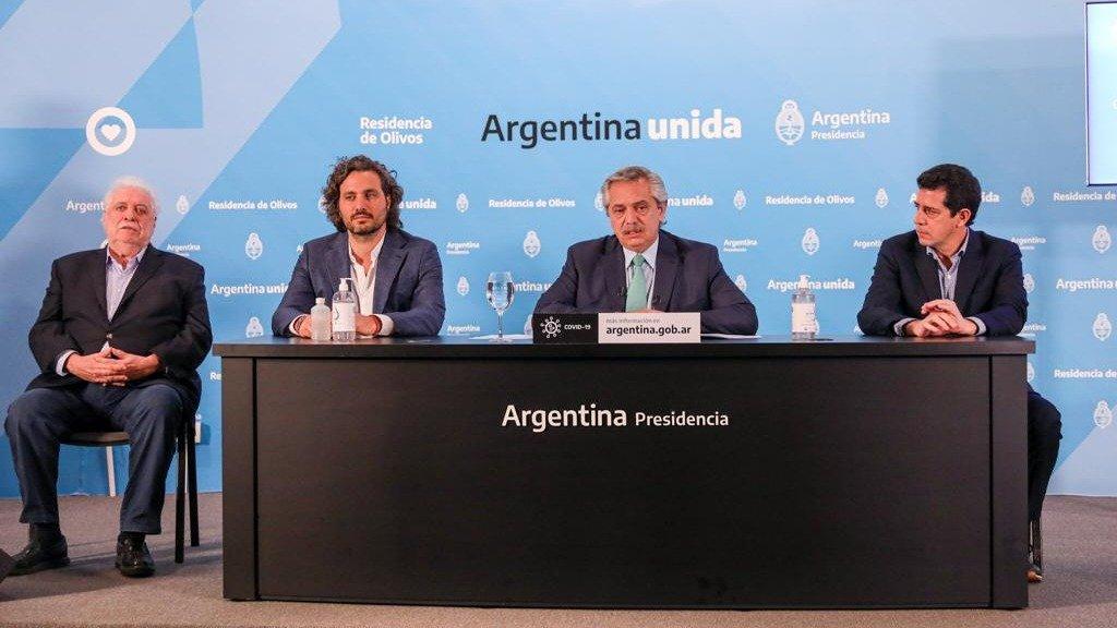 Cuarentena – Cuáles son las actividades exceptuadas por el Gobierno desde el lunes