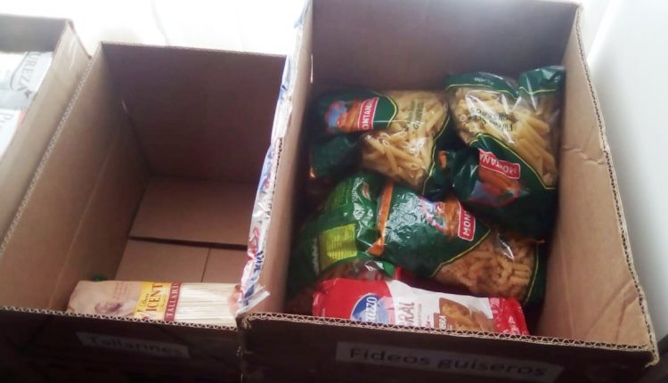 Villa Ventana – Se entregan los bolsones de alimentos de 09 a 11