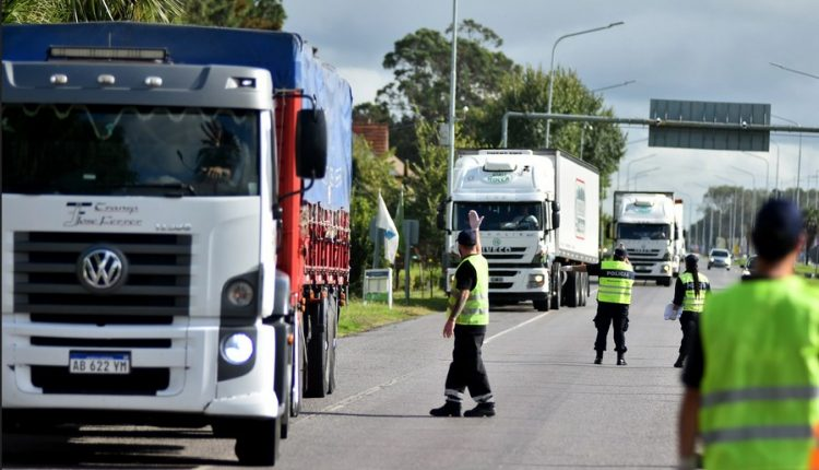 Protocolo de Acción para transportistas durante la Pandemia