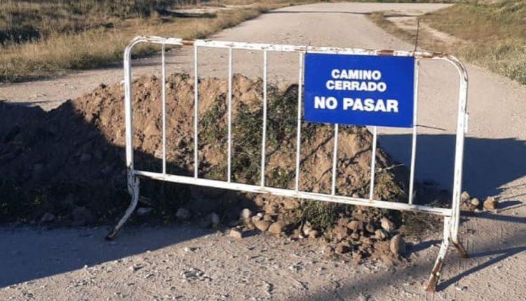 Se cerrará el ingreso a Tornquist por el camino rural a Funke