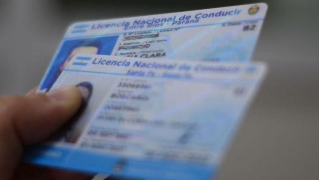 Un vecino de Dufaur extravió su licencia de conducir