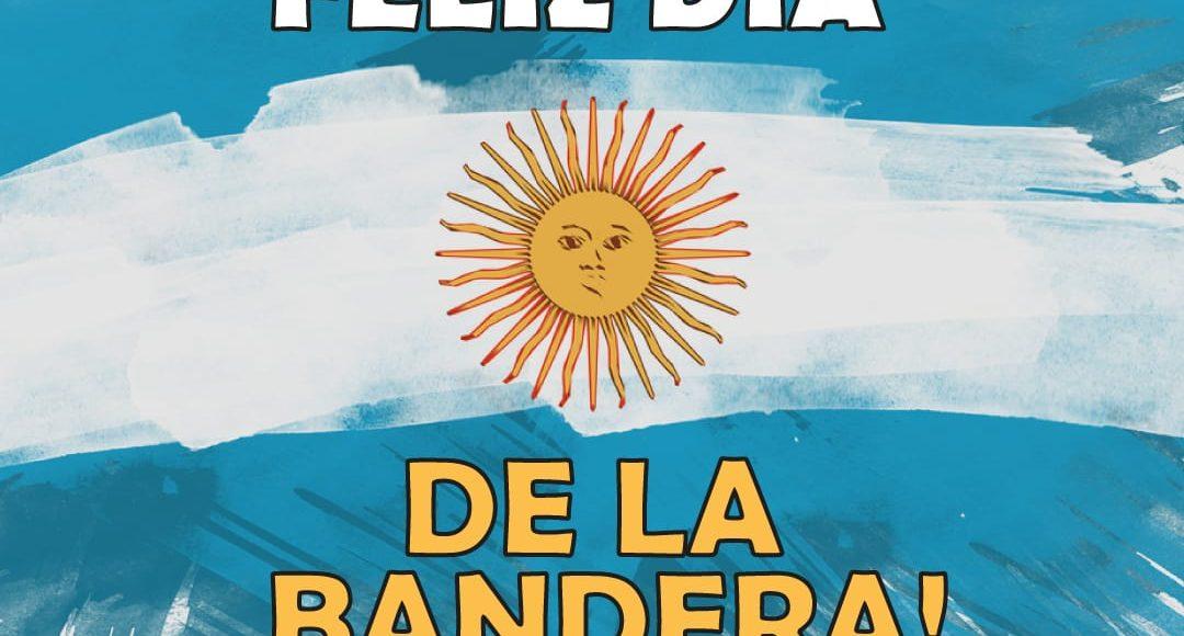 20 de Junio «Día de la Bandera»
