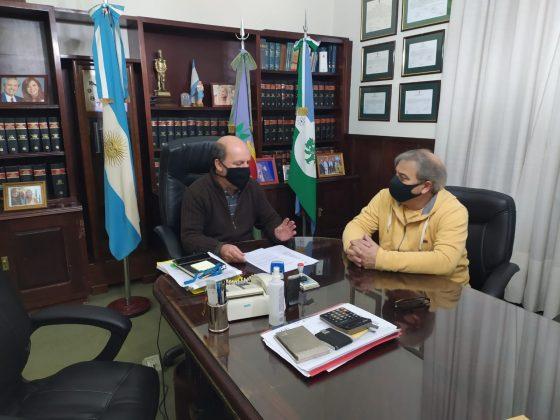 Coronel Suárez y Tornquist dan continuidad al convenio de circulación entre ambos distritos
