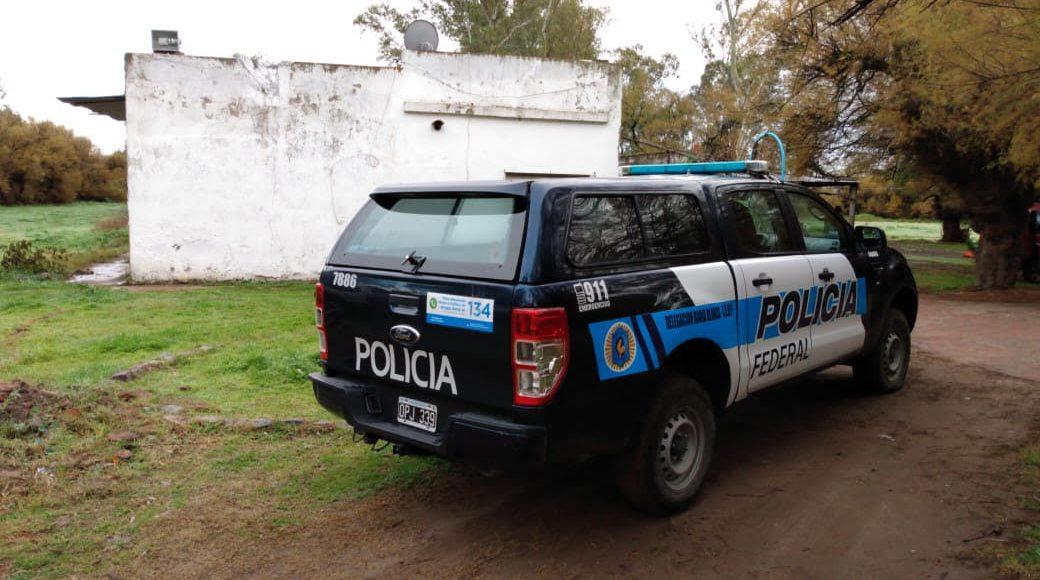 Bahía Blanca – Tres detenidos y nueve allanamientos