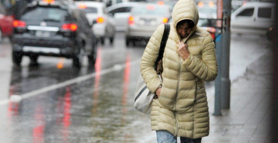 Alerta meteorológico para el Sudoeste de la Provincia de Buenos Aires