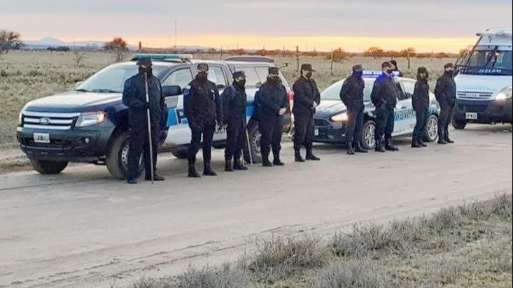 Bahía Blanca – Importante operativo por la aparición de un cuerpo: está presente el fiscal del caso Facundo