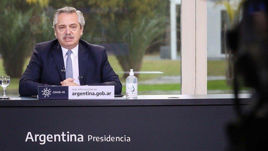 Alberto Fernández llamó a la «responsabilidad personal» ante el coronavirus
