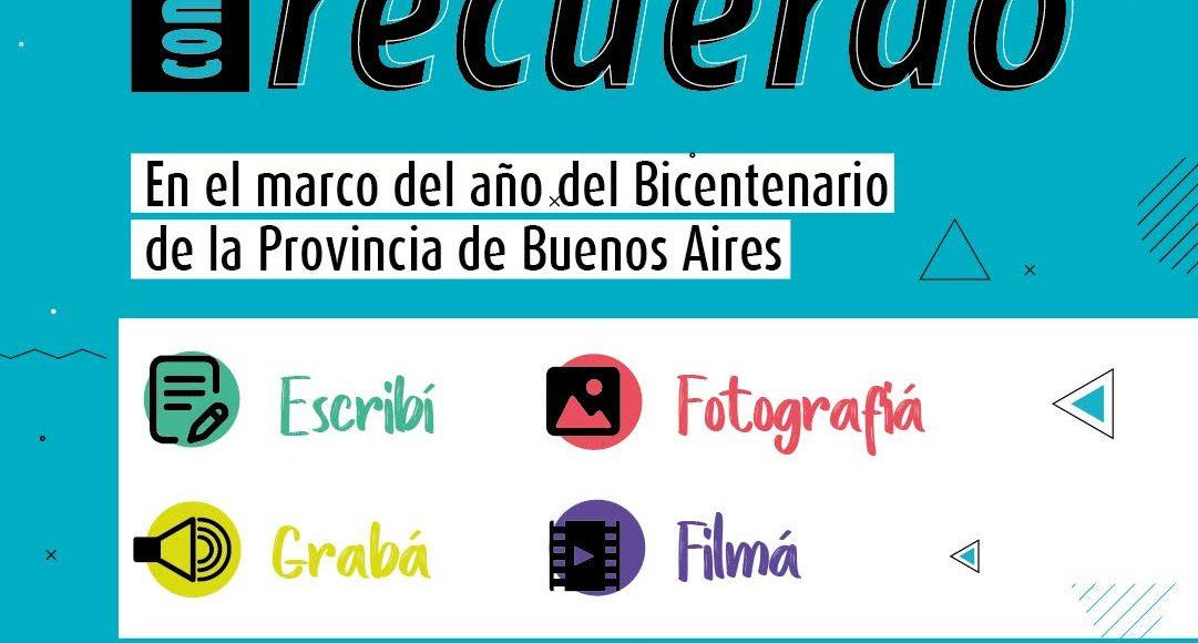 «Con cierto recuerdo» en el Año del Bicentenario de la Provincia de Buenos Aires