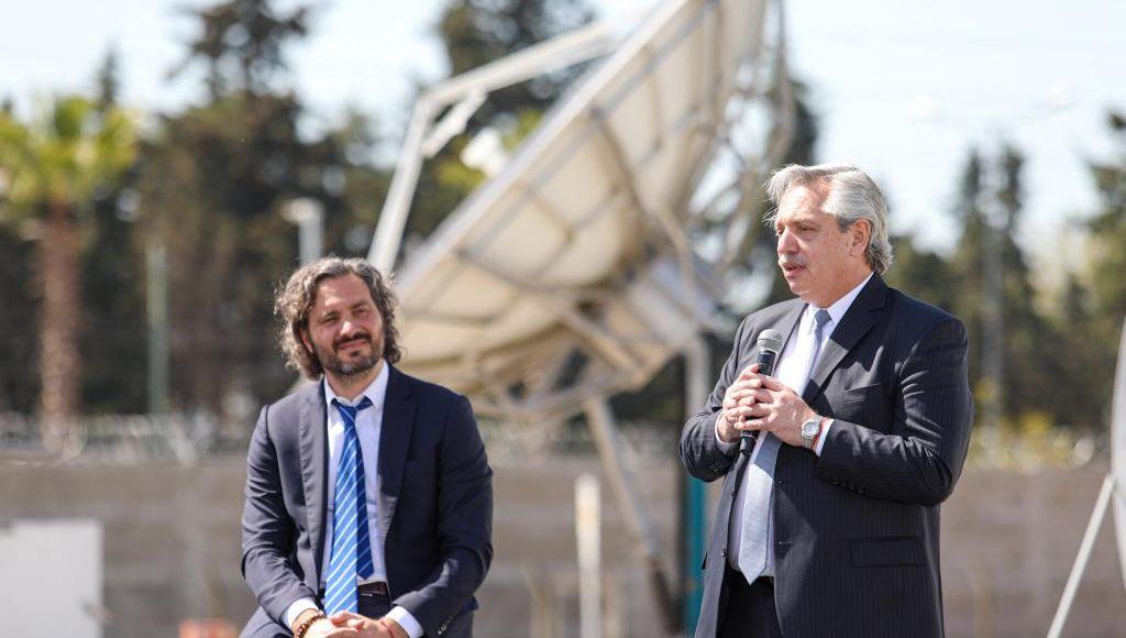 Alberto Fernández anunció el Plan Nacional de Conectividad