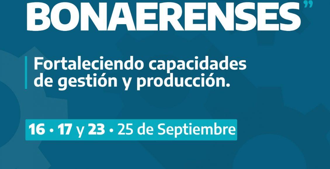 Inicia el Ciclo de Charlas para PyMEs Bonaerenses