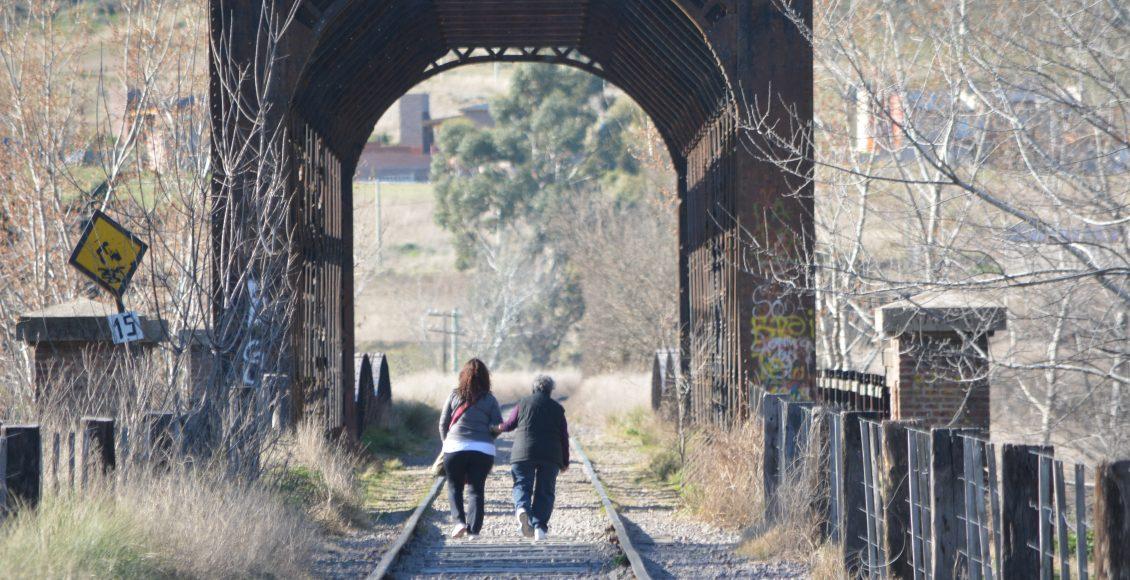 Sierra de la Ventana – La estación ferroviaria se prepara para la vuelta del tren