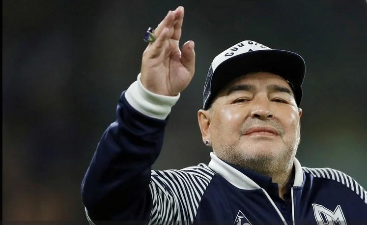 Conmoción mundial – Murió Diego Armando Maradona