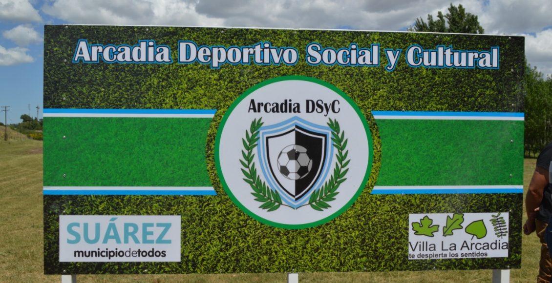 Villa Arcadia – El Club Arcadia Deportivo, Social y Cultural avanza y se consolida