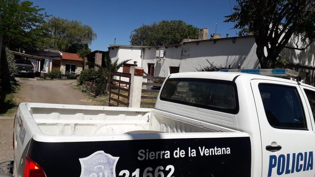 Sierra de la Ventana – Parte de Prensa de la Policía