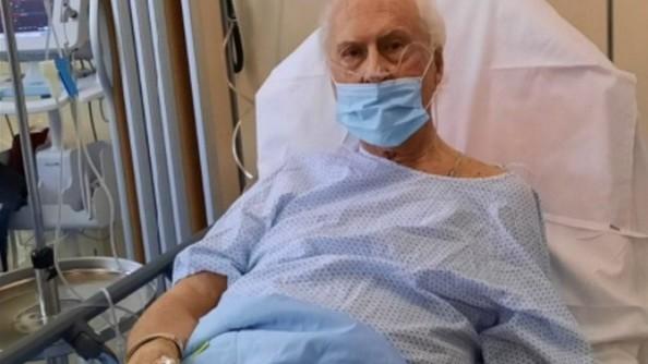 Falleció Pino Solanas en Paris, tras contagiarse de coronavirus