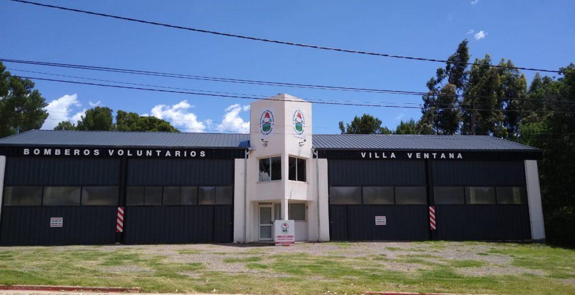 Feliz 20° Aniversario Bomberos Voluntarios de Villa Ventana!