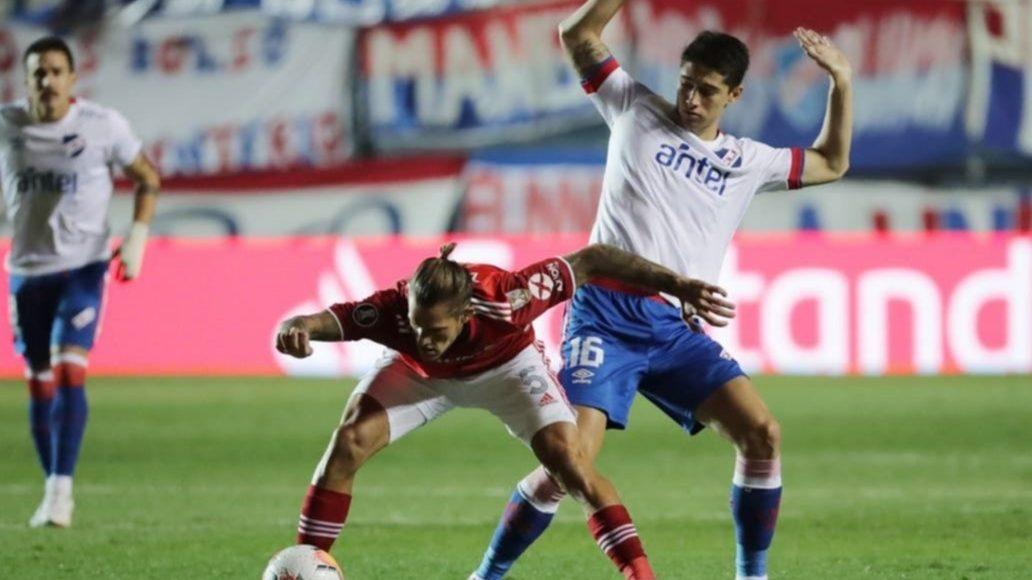 River goleó 6 a 2 a Nacional de Montevideo y es semifinalista