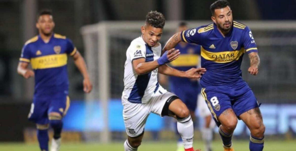 Boca empató ante Talleres y logró el pasaje a la etapa «Campeonato»