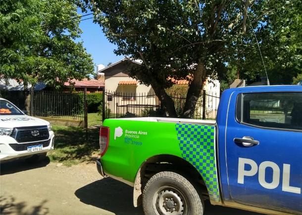 Sierra de la Ventana – El Comando de Patrulla Rural, logró esclarecer un robo