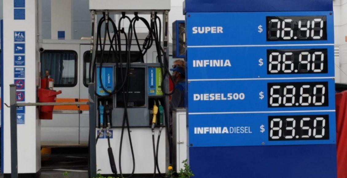 Inflación – YPF aumentó sus combustibles un 2,9 %
