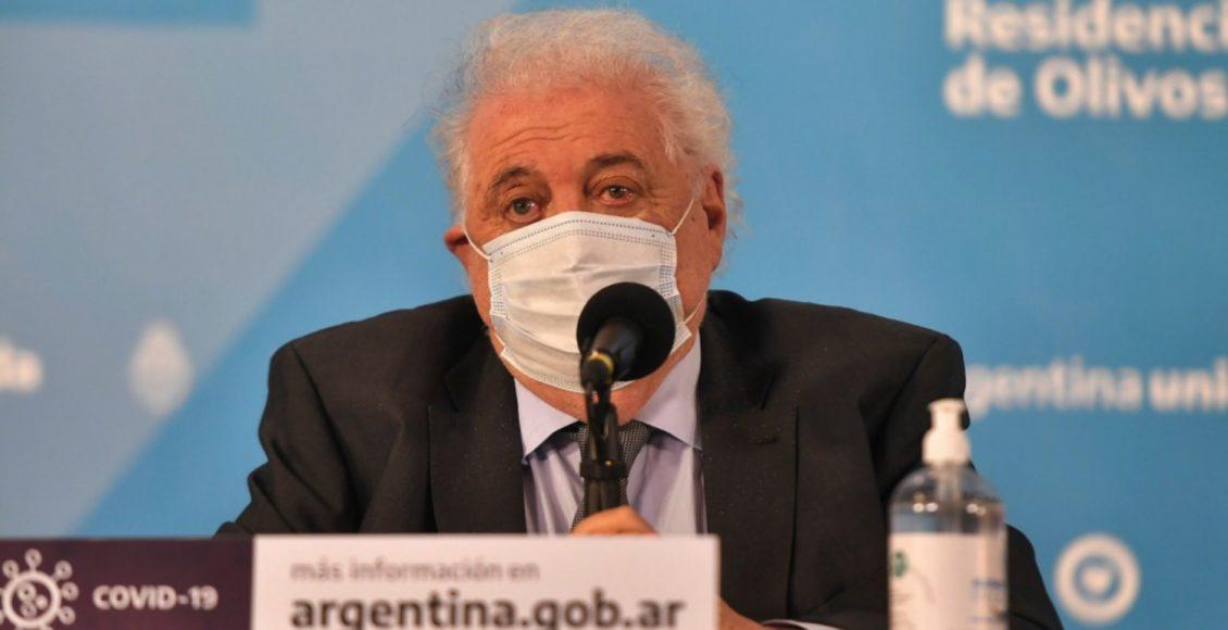 Covid-19 en Argentina: la cantidad de muertos y contagiados se informarán una vez a la semana