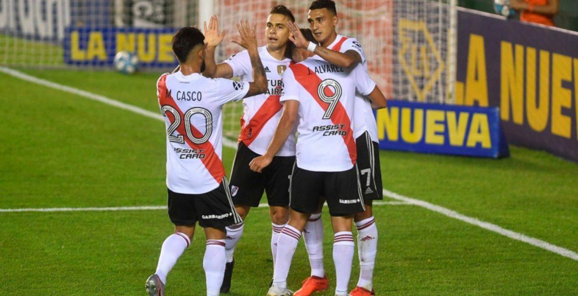 Copa Argentina – River goleó sin problemas a Defensores de Pronunciamiento por 4 a 0