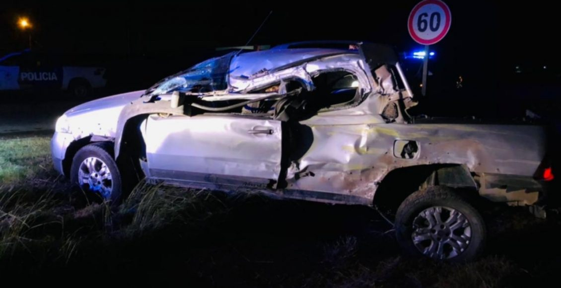 Murió luego de un chocar contra un camionero que manejaba borracho