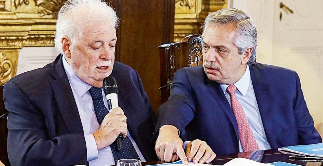 Alberto Fernández le pidió la renuncia a Ginés González García por el escándalo de la vacuna a Verbitsky