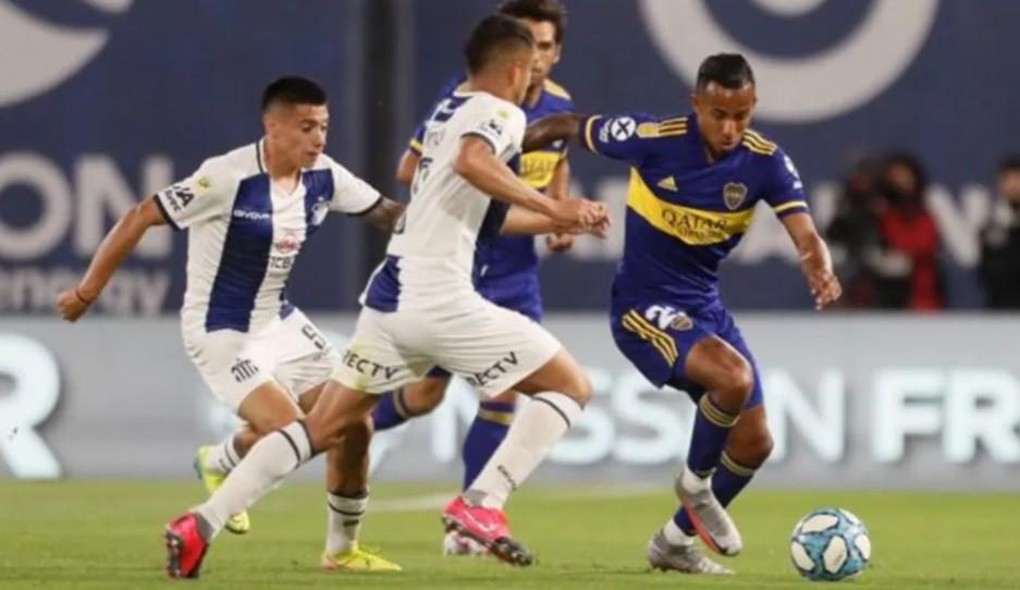 Boca recibe a Talleres por la Copa de la Liga: horario, formaciones y TV