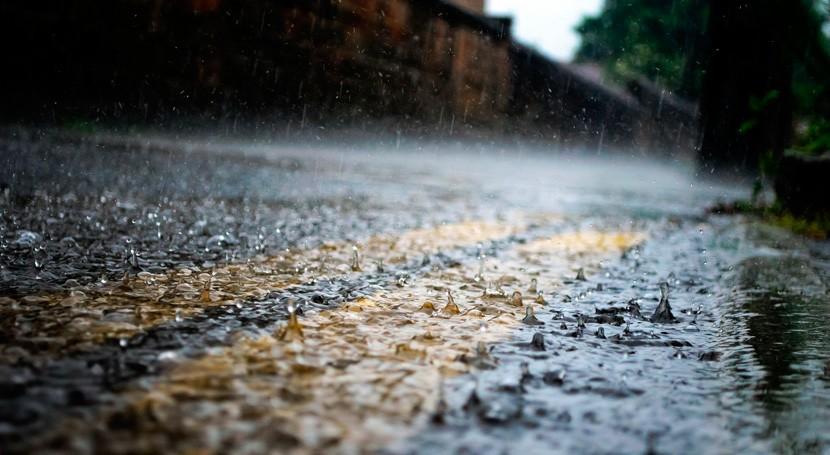 Ruta 76 – Por la lluvia, piden precaución a la hora de transitar
