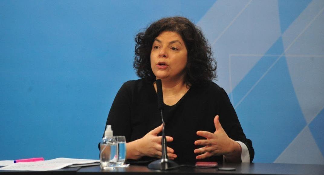 Carla Vizzotti: «La segunda ola ya es un hecho» en Argentina