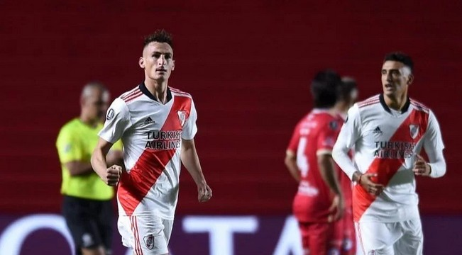 River venció 2-0 a Argentinos Juniors y enfrentará a Atlético Mineiro