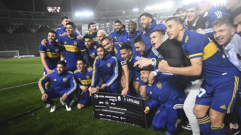 Boca eliminó a River en los penales en la Copa Argentina