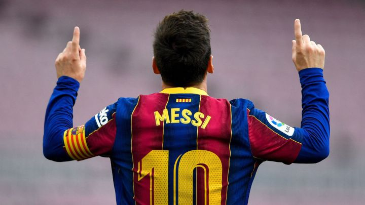 Messi se va del Barcelona luego de 16 años