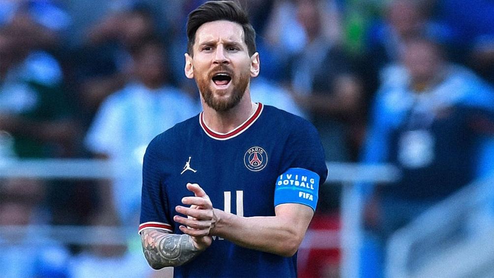 Expectativa mundial por el posible debut de Messi en el PSG