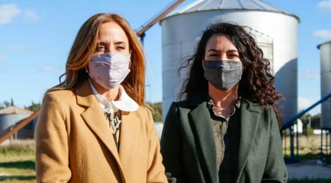 Una pigüense reemplazará a Tolosa Paz en la «Mesa Contra el Hambre»