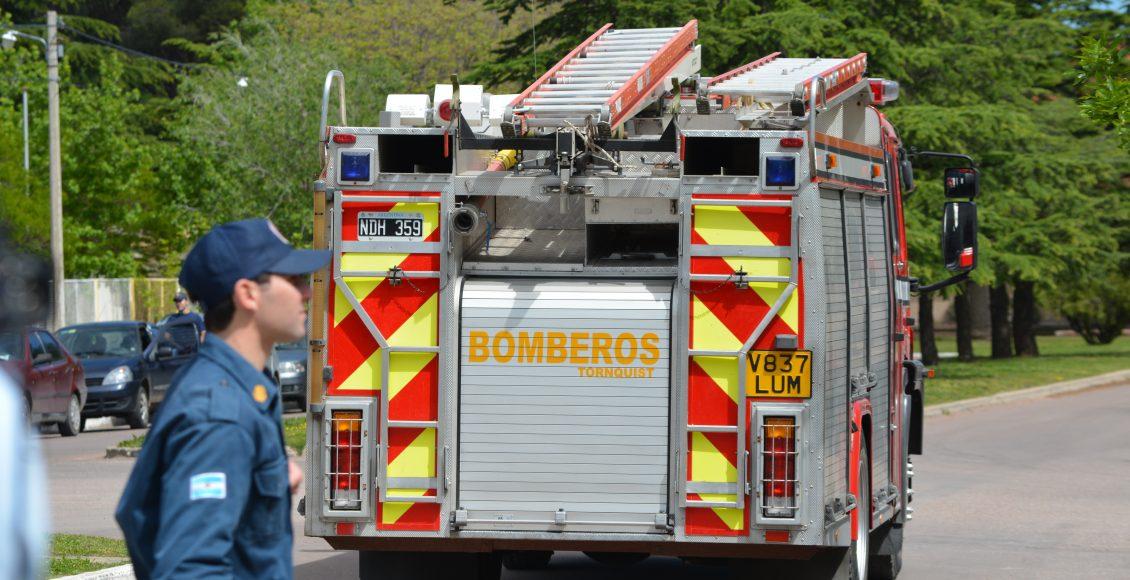 Tornquist – Los Bomberos celebrarán su 60º Aniversario con una caravana