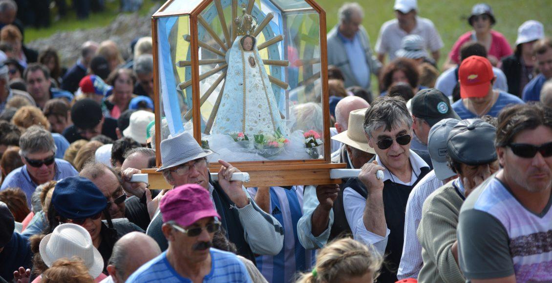 Saavedra – La Ermita vuelve a convocar a toda la región