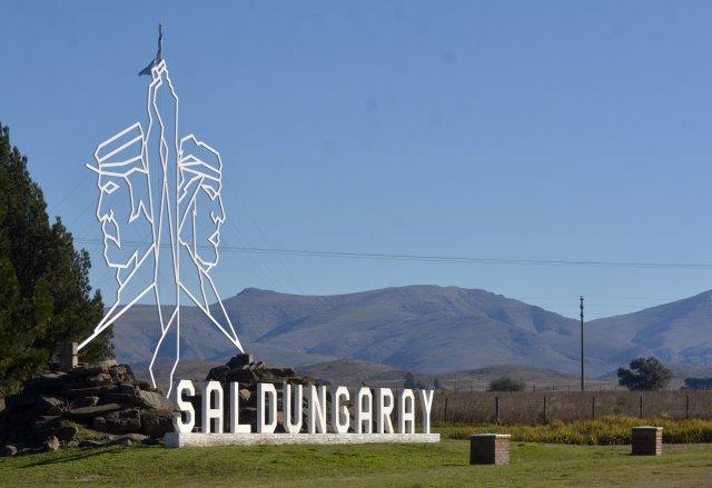 'Nos quedamos 10 días en casa', el compromiso comunitario de adolescentes de Saldungaray