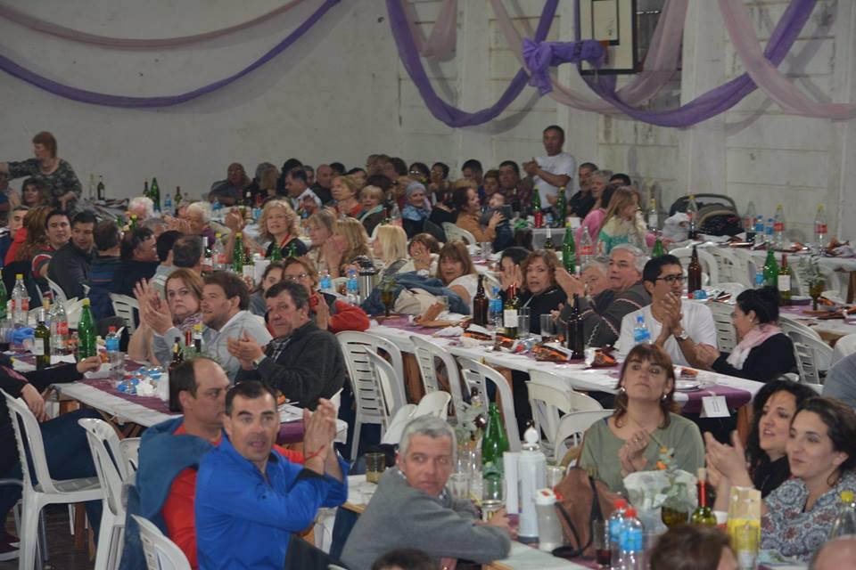 Saldungaray – El almuerzo por el Aniversario, ya tiene fecha