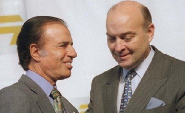 Sobresueldos – Confirman las condenas para el ex-presidente Menem y el ex-ministro Cavallo