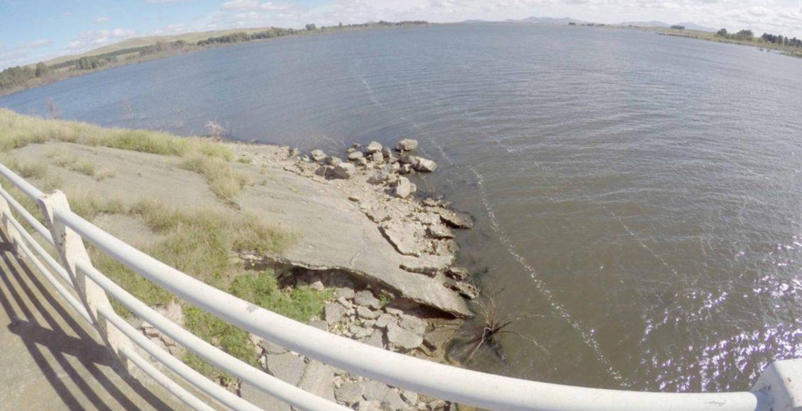Paso de las Piedras – Suspenden la obra del acueducto del río Colorado y usarán parte del dinero en el dique