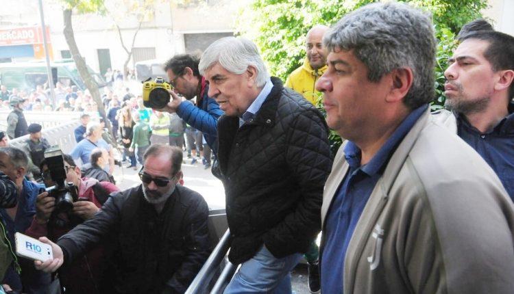 Por la causa de Independiente allanan la sede de camioneros