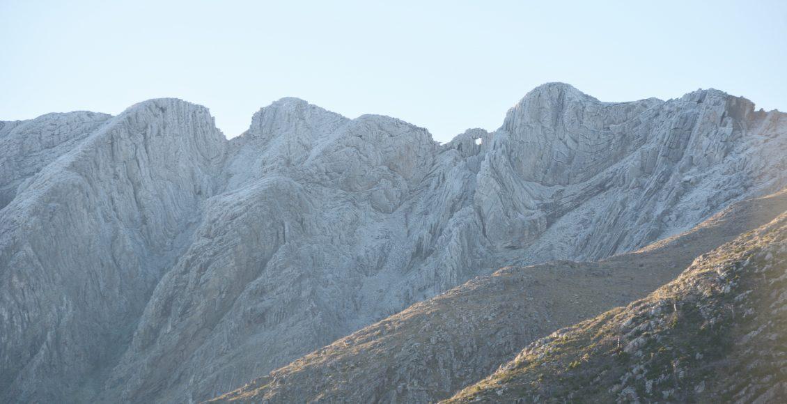 Cerro Ventana – Cierran el ascenso debido al hielo acumulado