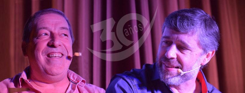 """Saldungaray – El dúo humorístico """"Los Mosquitos"""" vuelve al pago"""