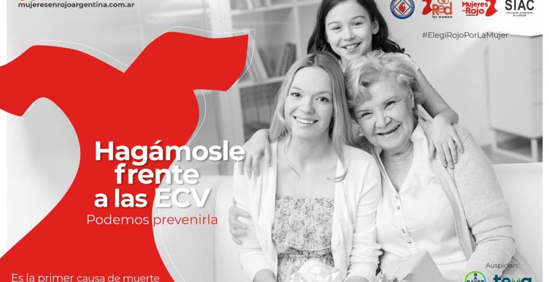 Campaña Nacional por la Salud Cardivascular de la Mujer