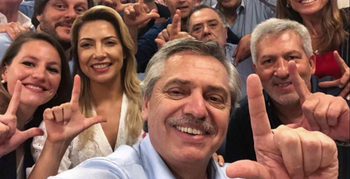 Alberto Fernández ganó en primera vuelta y es el nuevo Presidente de Argentina