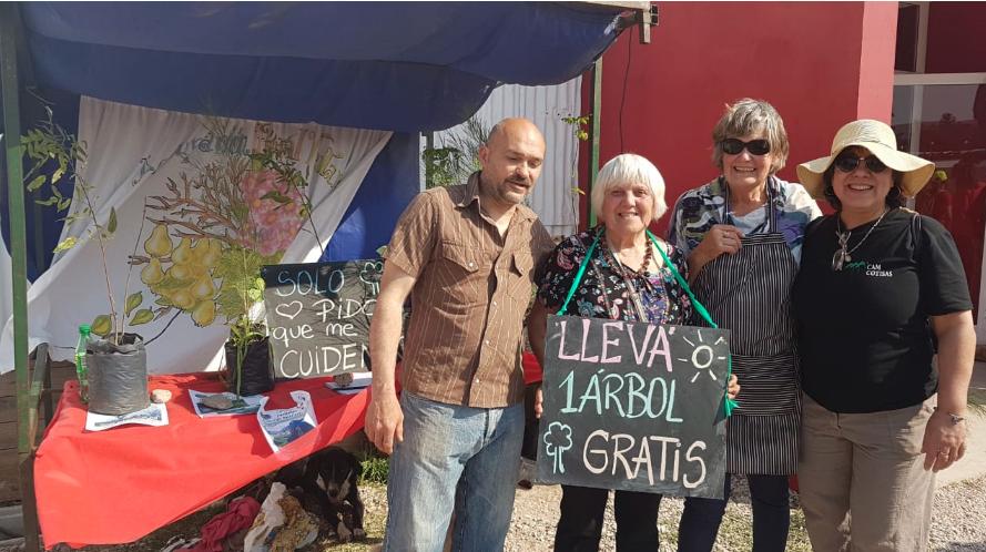 Sierra de la Ventana – Pasó la 5º Expo Comercial y Artística de Camcotisas