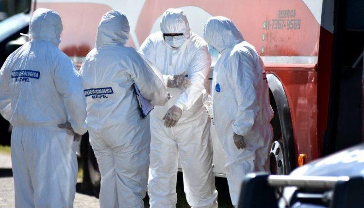 Mar del Plata – Segunda persona fallecida y es el caso N° 18 en el país